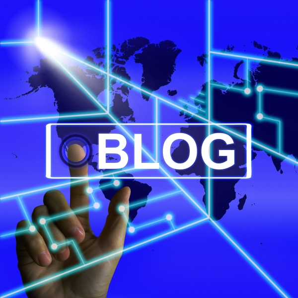 blog-screen-shows-international-or-worldwide-blogging